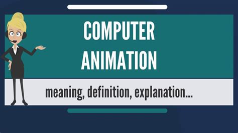 Anime Definition by What Is Computer Animation What Does Computer Animation