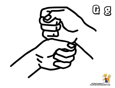 sign language i love you coloring pages sign language i love you coloring pages sketch coloring page