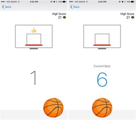 fb games facebook messenger has a hidden basketball game here s