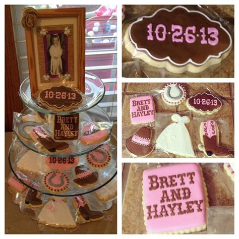 country style bridal shower ideas 1000 images about country bachelorette ideas on