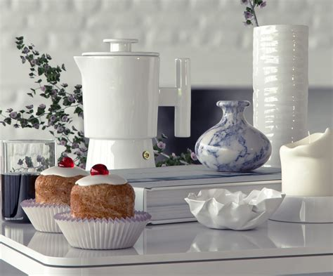 kitchen table top decor exquisite interior renders by bbb