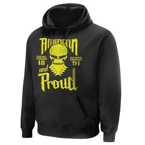 Hoodie Brothersapparel american and proud hoodie diesel power gear