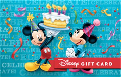 Where To Buy A Disney Gift Card - gift cards disney gift card