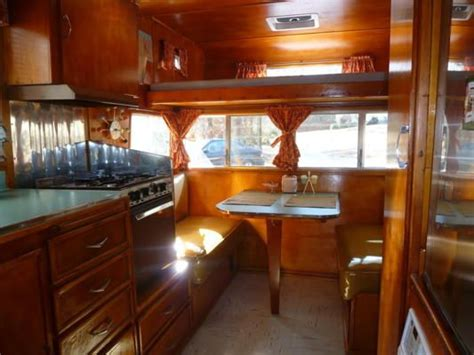 Vintage Travel Trailer Interior Pictures by Vintage Travel Trailer Interior Vintage 1960 S C