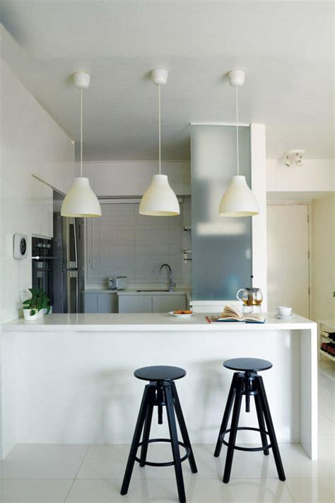 Bar Top Decor by No Space For A Dining Table 16 Bar Top Ideas Here Home