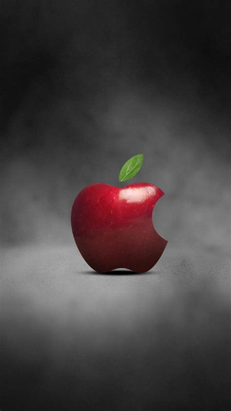 wallpaper hd iphone 6 red apple logo iphone 6 wallpapers 127 hd iphone 6 wallpaper