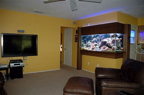 fish tank in living room melev s 280g reef 5 5 years and counting blogs reef addicts