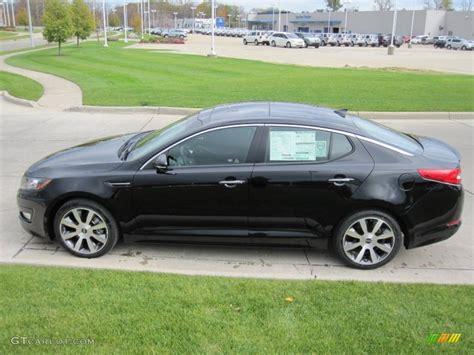 Kia Optima 2012 Black Black 2012 Kia Optima Sx Exterior Photo 55442578