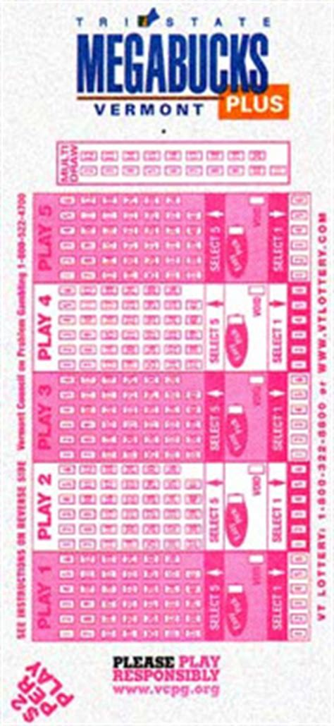 tristate lottery – tri state megabucks plus – winning