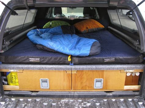 truck bed storage drawers 32 best trucks and cing images on pinterest