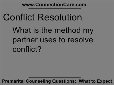 premarital counseling questions presentation