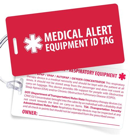 printable medical name tags traveler portable compressor machine kit with nebulizers