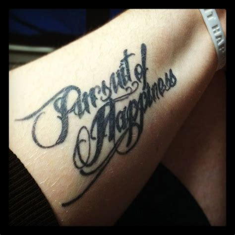 tattoo ideas happiness pursuit of happiness by blast196x on deviantart