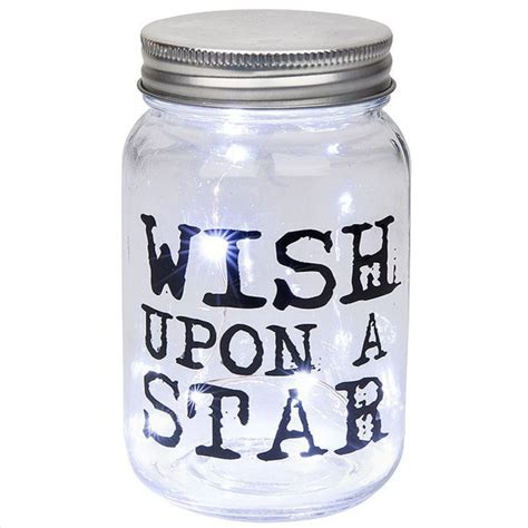 Light Up Led Jar With Wording By Thelittleboysroom