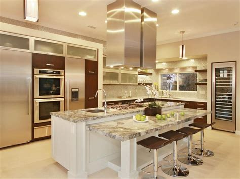 T Shaped Kitchen Island Home Design Photos Hgtv Throughout 79 Enchanting T Shaped Kitchen Island Wegoracing