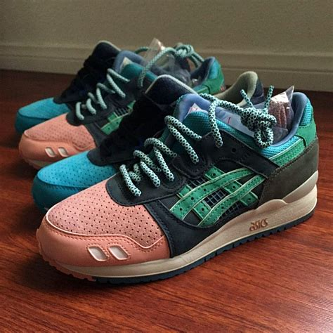 Sepatu Cowo Asics Gel Lyte Iii 2018 wholesale price asics gel lyte iii 25 homage running shoes for womens and mens breathable