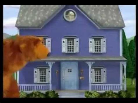 blue house music bear in the big blue house closing credits funnydog tv