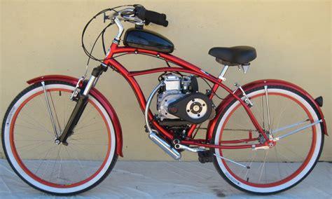 4 stroke bike motor kit 4 stroke with sickbikeparts jackshaft motorized bicycle