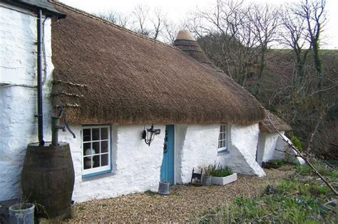 Cottages For Sale In The Uk by The Enchanting Thatch Cottage In West Wales For Sale For 163