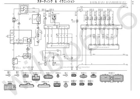 1jz vvti wiring harness pinout wiring diagram with