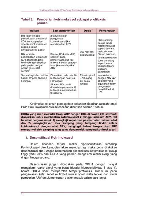Obat Arv pedoman pengobatan arv 2011