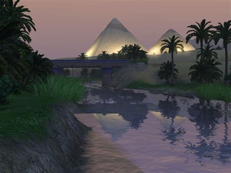 by the overflowing nile classic reprint books the great pyramid in nile river the nile river and