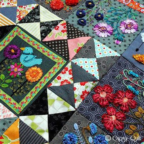 quilt embroidery quilt inspirations
