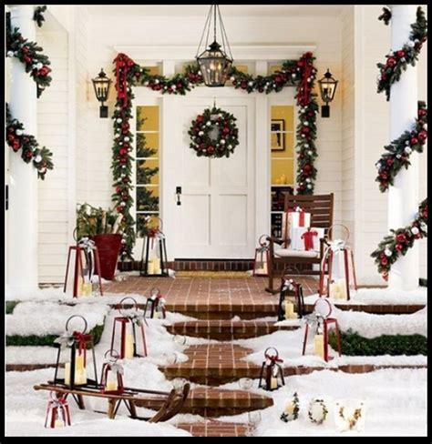 consejos para decorar tu casa en navidad frentes de casas con luces navide as casas decoradas de