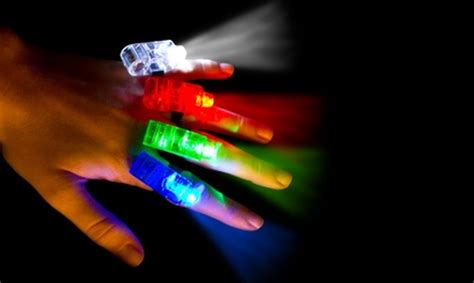 Laser Finger Beam Berkualitas laser finger beam groupon goods