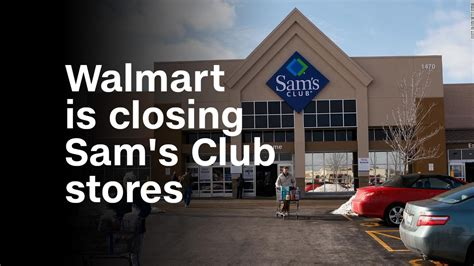 what time is walmart closing for walmart is closing sam s club stores business news