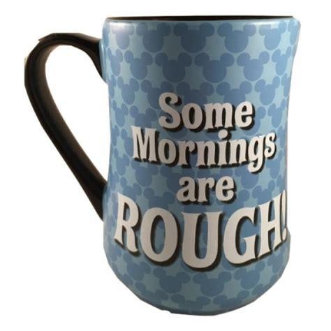 Mug Mickey Mouse disney coffee mug mornings mickey mouse