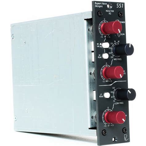 rupert neve designs 551 500 series inductor eq