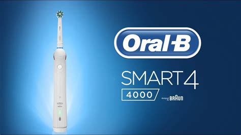 oral  smart   electric toothbrush youtube