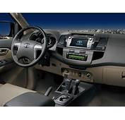 Latest Cars Models Toyota Fortuner 2013