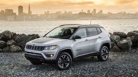 jeep compass trailhawk 2017 black 2017 jeep compass review caradvice