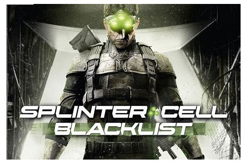 download splinter cell game