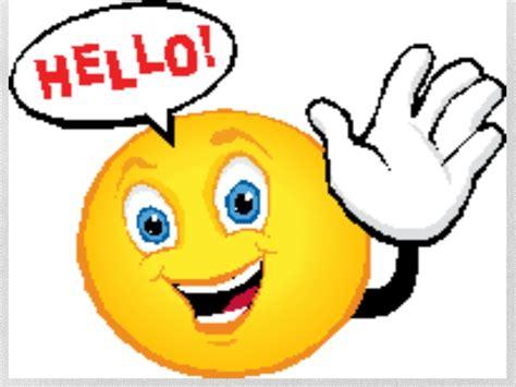 Hello Clip hello clipart smile pencil and in color hello clipart