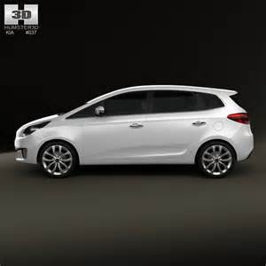 Kia Models 2013 Kia Carens Rondo 2013 3d Model Humster3d