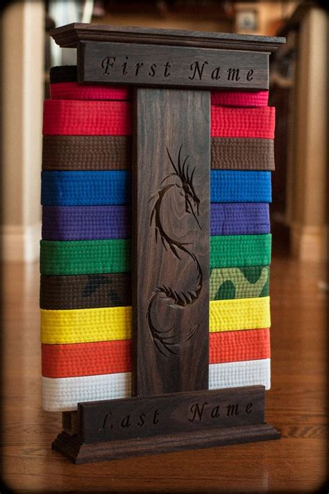 Taekwondo Belt Rack Personalized by 23 Best Tkd Belt Display Images On Kidsroom