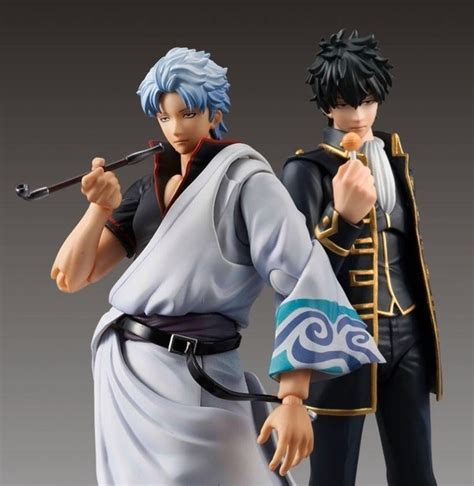Figure Pvc Koa King Of Artist Sakata Gintoki Gintama figurine gintama sakata gintoki variable heroes megahouse