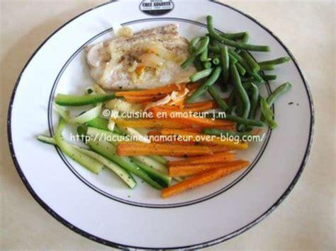 cuisine à la vapeur recettes de cabillaud et cuisine 224 la vapeur
