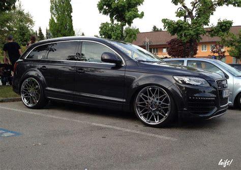 Audi Q7 Custom custom audi q7 tuning