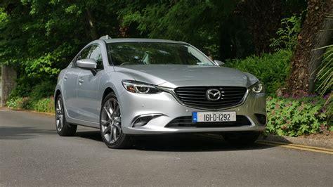 mazda car reviews mazda 6 platinum review carzone car review