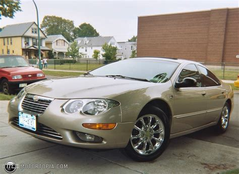 2003 Chrysler 300 M by 2003 Chrysler 300m Information And Photos Momentcar