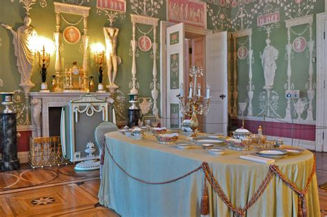 Green Dining Room Catherine Palace Catherine Palace Interior The Green Dining Room Flickr