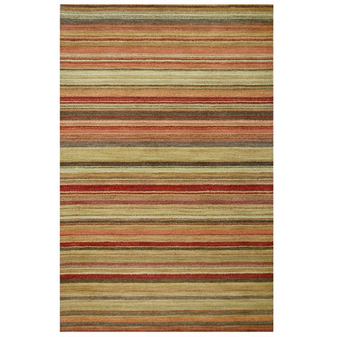 Multi Stripe lewis multi stripe rugs harvest l300 x w200cm at