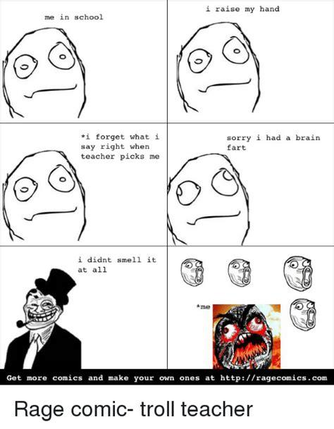Create Your Own Meme Comic - 25 best memes about troll teacher troll teacher memes