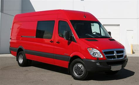 2007 Dodge Sprinter by Car And Driver