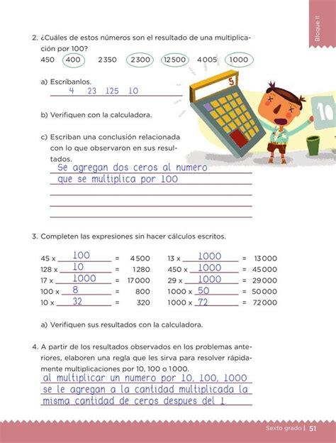 libro de desafos matemticos 4 grado contestado por 10 por 100 y por 1000 desaf 237 o 27 desaf 237 os