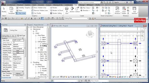 tutorial typography manual revit mep manual hvac duct routing tutorial cadclips